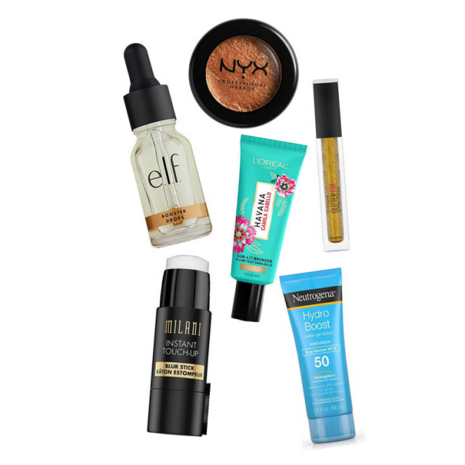 Drugstore Beauty for Summer