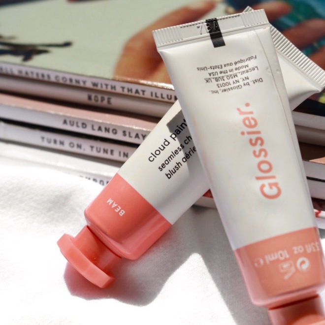 Glossier Cloud Paint Review & Swatches