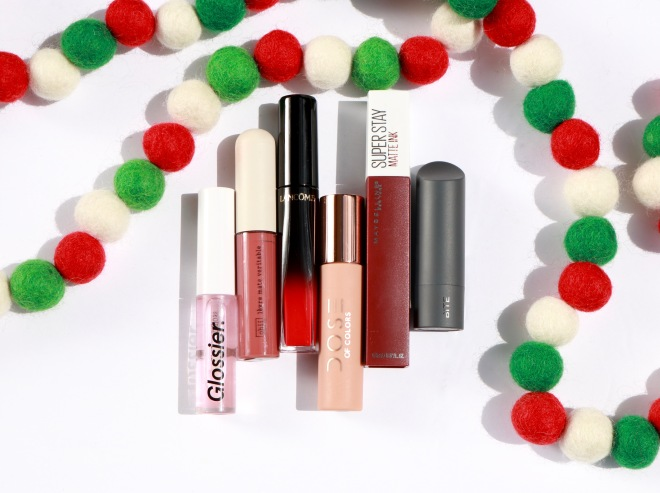 6 Lipsticks Everyone Should Be Wearing This Holiday Season