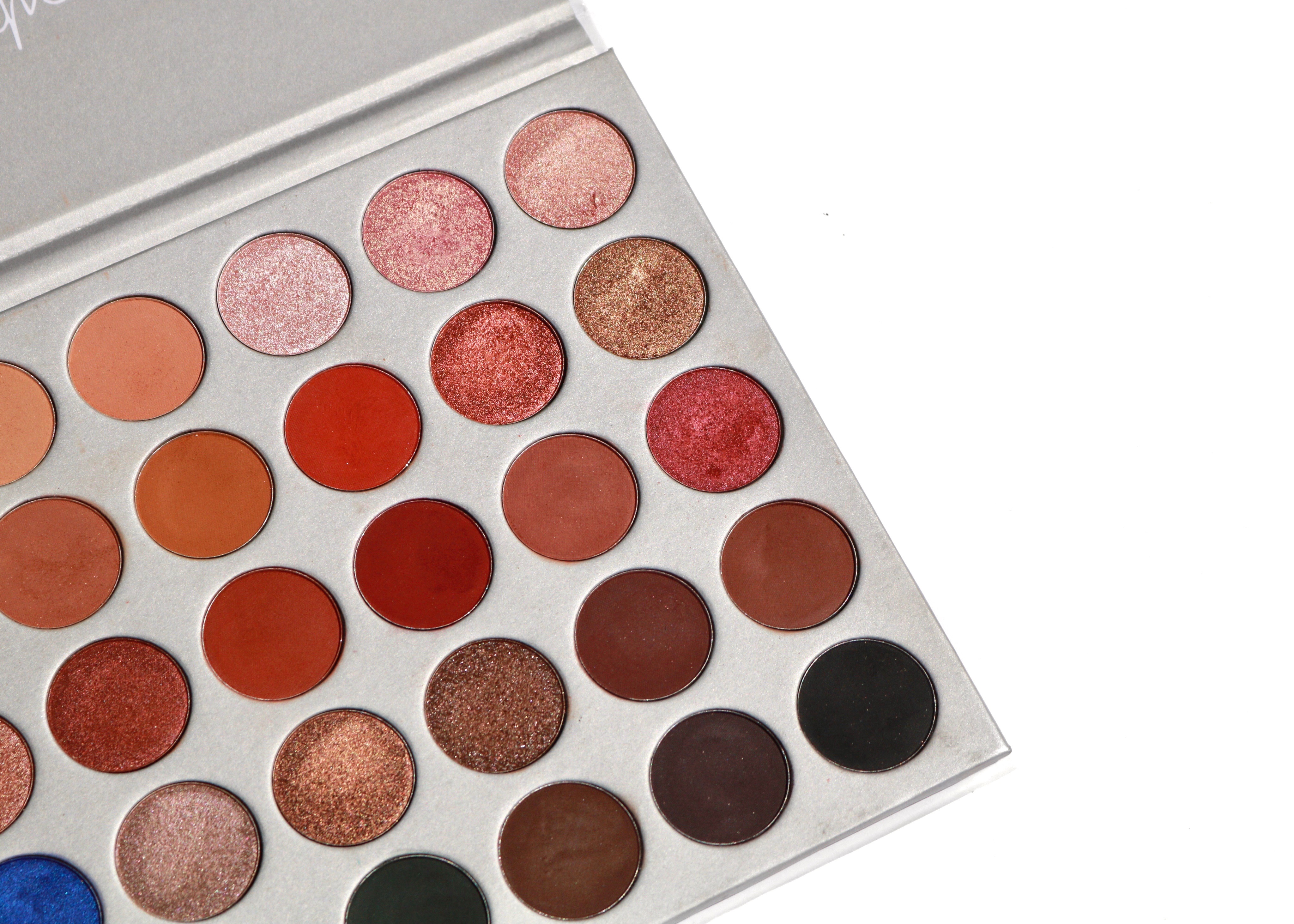 The Jaclyn Hill Eyeshadow Palette Review
