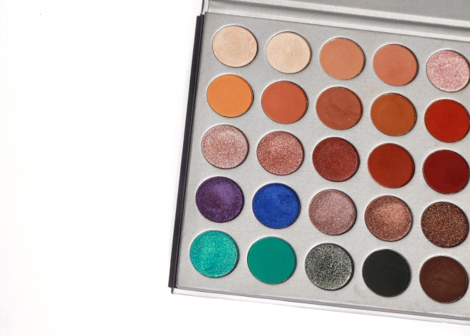 The Jaclyn Hill Morphe Palette Review
