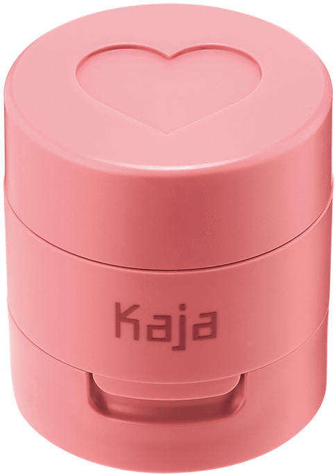 Kaja Heart Stamp Blush