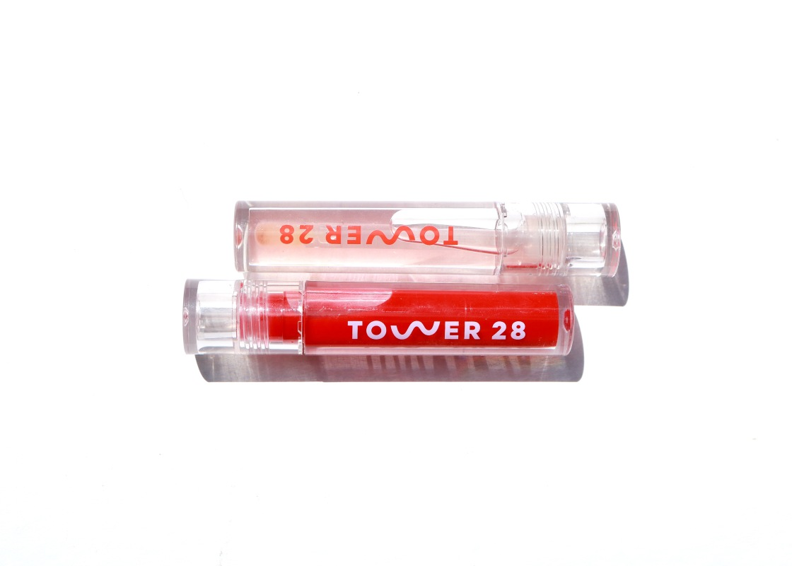 Tower 28 ShineOn Lip Jelly Review & Swatches