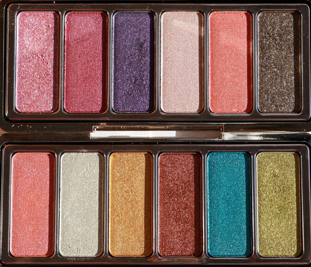 Rare Beauty Eyeshadow Palettes Review