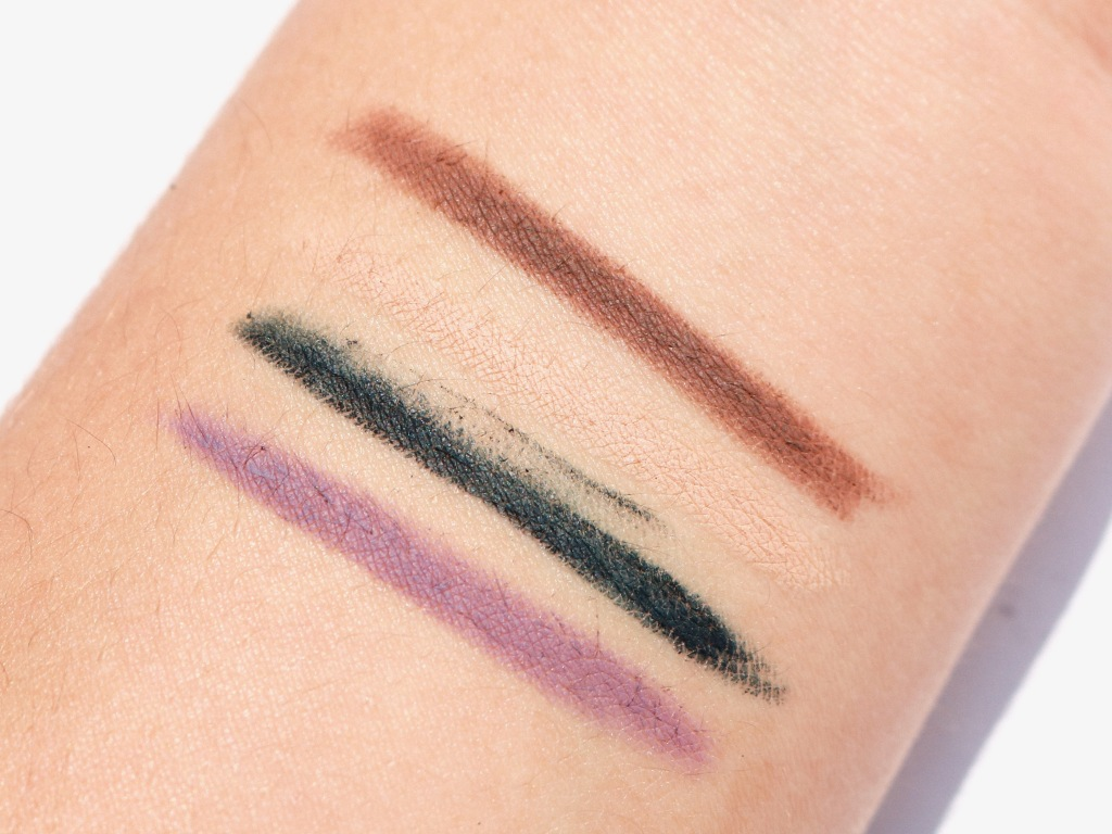 Make Up For Ever Artist Color Pencil Review & Swatches